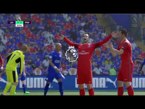 FIFA 17 Career Mode : Paris Saint Germain Rebuild S1 EP11 Takeover