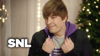 Michael Bublé Christmas Duets - SNL