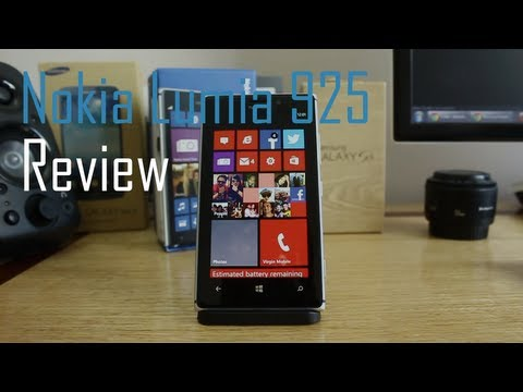 Nokia Lumia 925 Review