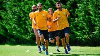 Italy internationals return to Juventus Center - Gli Azzurri tornano allo Juventus Center