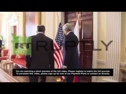 UK: Lavrov and Kerry discuss Crimea referendum
