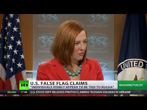 Picture Perfect? US State Dept publishes 'evidence' of Russian 'involvement' in Ukraine