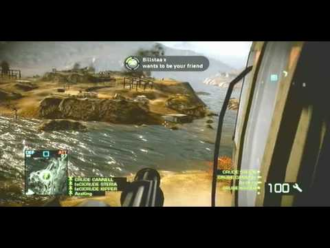 Battlefield Bad Company 2 Glitch/Hack