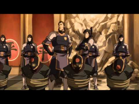 LoK: The Rains of Republic City