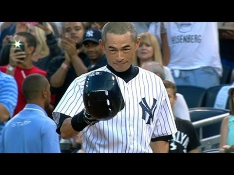 A look back at Ichiro's numerous career milestones