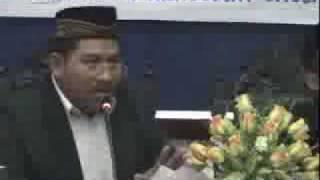 Debat Terbuka NU - Wahabi Part 8