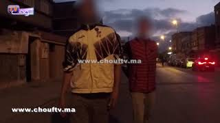 فيديو جد خطير..معركة بين ولاد جوج دروبا فكازا بالأسلحة والسلاسل | بــووز