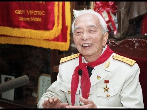 Đại tướng Võ Nguyên Giáp - Một thế kỷ, một đời người. TUVYU