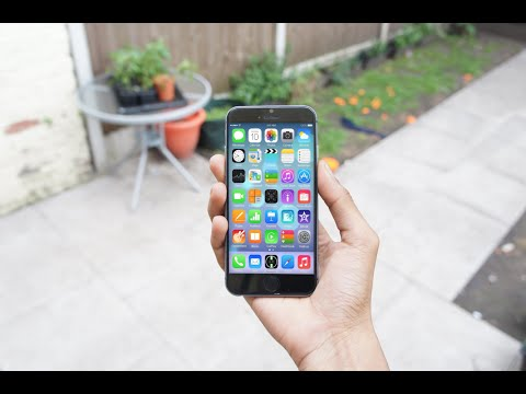 Apple iPhone 6 First Look & Impressions