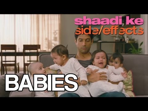 Shaadi Ke Side Effects - Babies (Dialogue Promo)