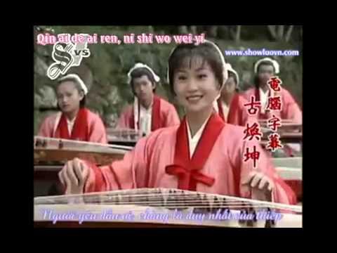 Nhạc phim Lương Sơn Bá- Chúc Anh Đài : Người yêu dấu - Trịnh Hoàng Tuyền