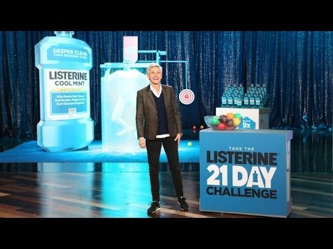 Live Commercial for Listerine