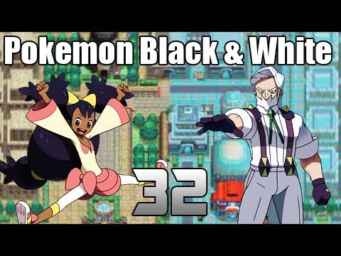 Pokémon Black & White - Episode 32