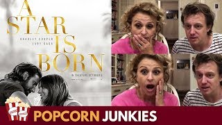 A Star Is Born Official Trailer Nadia Sawalha & Family Reaction & Review