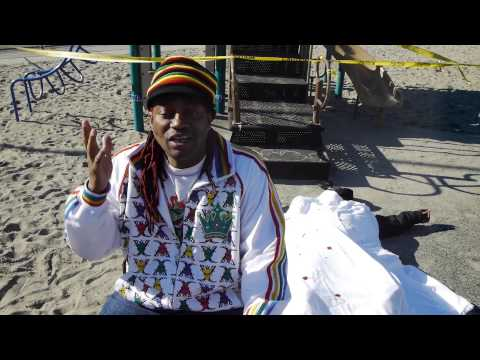 GUNS DOWN! - Mista Majah P sings about Violence in Oakland