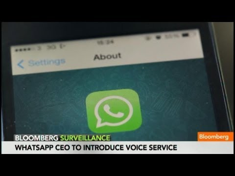 Billionaire WhatsApp CEO Announces Free Phone Calls