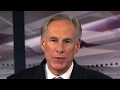 Gov. Abbott on changes in immigration enforcement in Texas
