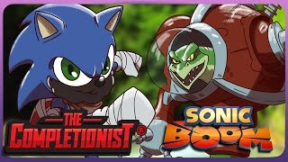 Sonic Boom Rise Of Lyric | The Completionist