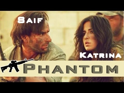 Katrina Kaif To Play A Photo-Journalist In 'Phantom'
