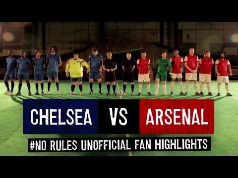 Mô Phỏng Lại Trận Chelsea 6-0 Arsenal Cực Bựa (chắc Fan Arsenal Chém Mõi Tay Quá :)