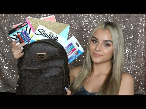 BACK TO SCHOOL GIVEAWAY 2016 (closed) | Aidette Cancino