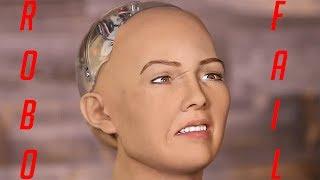 Robot Fail Compilation