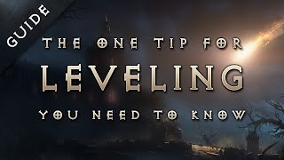 The Best Fast Leveling Tip For Patch 2.1 Seasons In Diablo