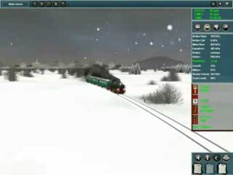 Trainz Simulator 2009: World Builder Edition - Gameplay
