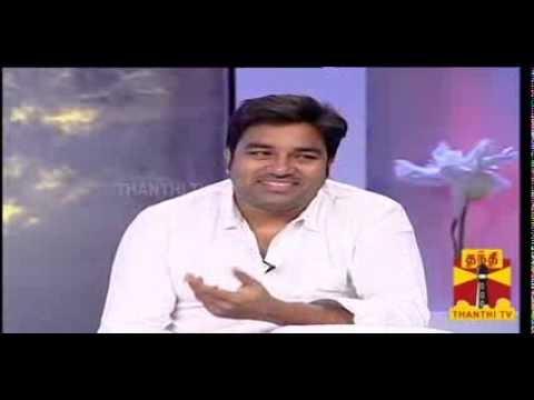 Shiva & Kiruthiga Udhayanidhi interview - 21-09-2013