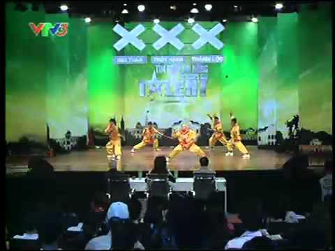 Viet Nam Got Talent 2013 - tập 1