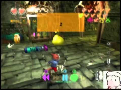 Blinx the time sweeper level 5-1 and 5-2 (part 9)