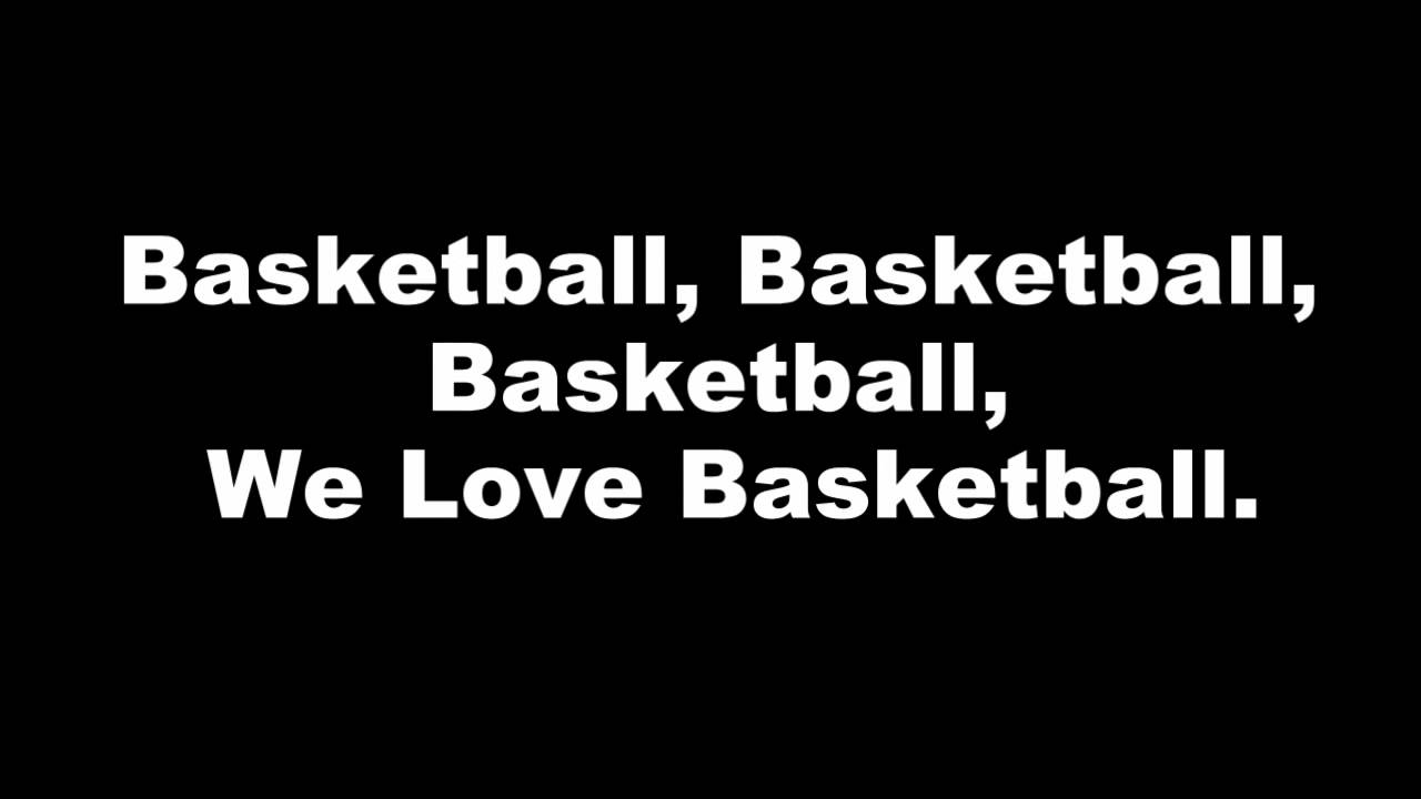Another Basketball Rap (Lyrics Video Only) We Love Basketball - YouTube