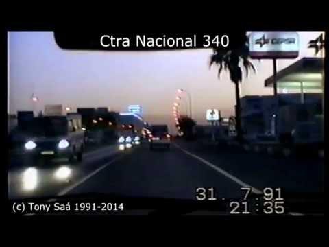 """Street View"" de Aguadulce a Roquetas en 1991"