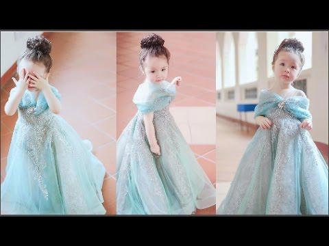 Tin tức Sao Việt_Cadie đáng yêu khi hóa thân thành công chúa Lọ Lem