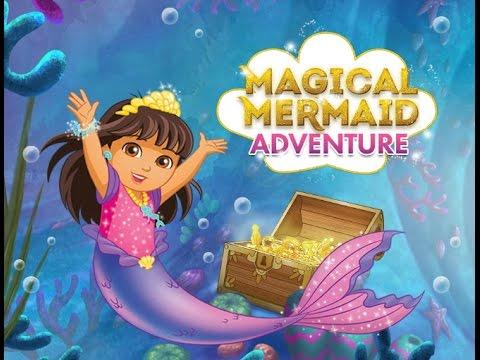 Dora and Friends   Magical Mermaid Adventure - Dora the Explorer