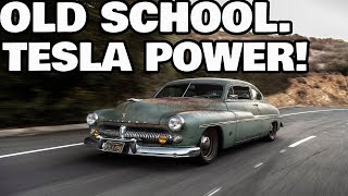 The Tesla Powered Mercury: In Depth
