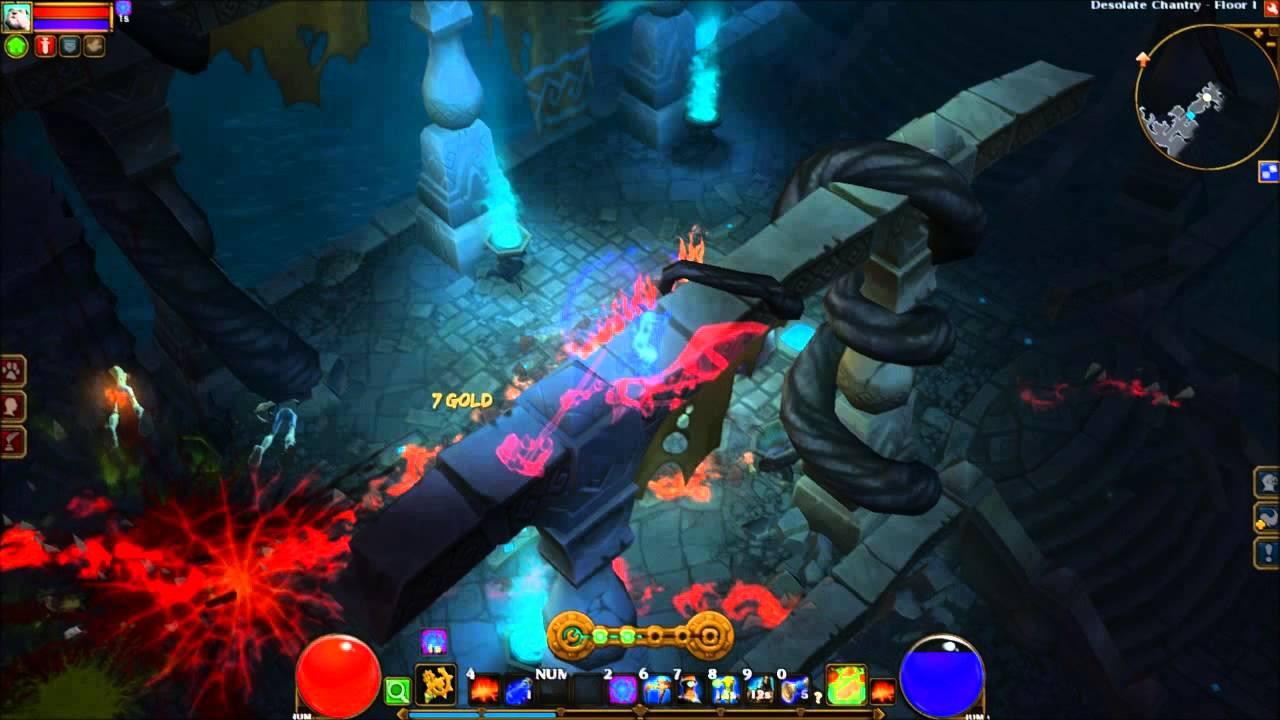 Engineer Torchlight  Build Elite