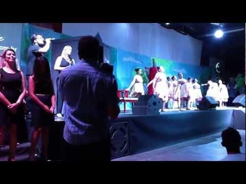 Coral Kemuel - Ele vem (Cantata de Natal CCDP 2012)