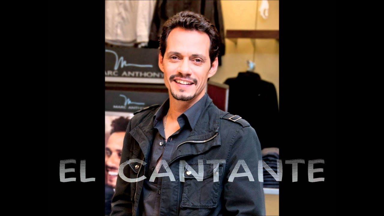 Marc Anthony - El Cantante Mix - YouTube