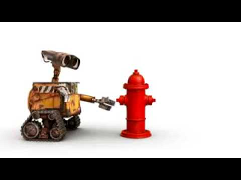 Wall-E - Hydrant