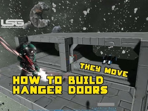how to build adrone space engineers