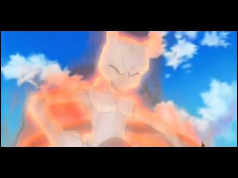 Pokémon 16th Movie - FINAL SCENE - Pikachu KILLS Mewtwo & Mew!!