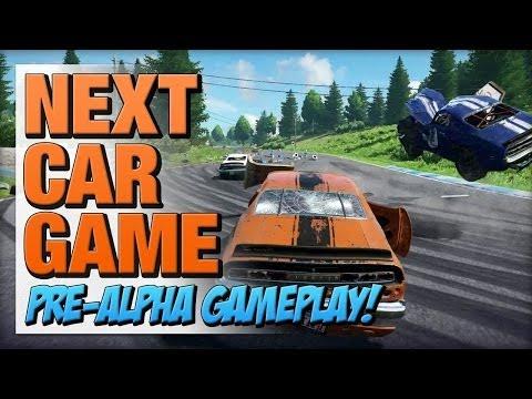 Next Car Game - Pré-Alpha