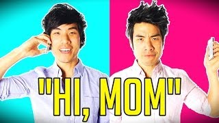 What You Say To Mom Vs  What You Mean