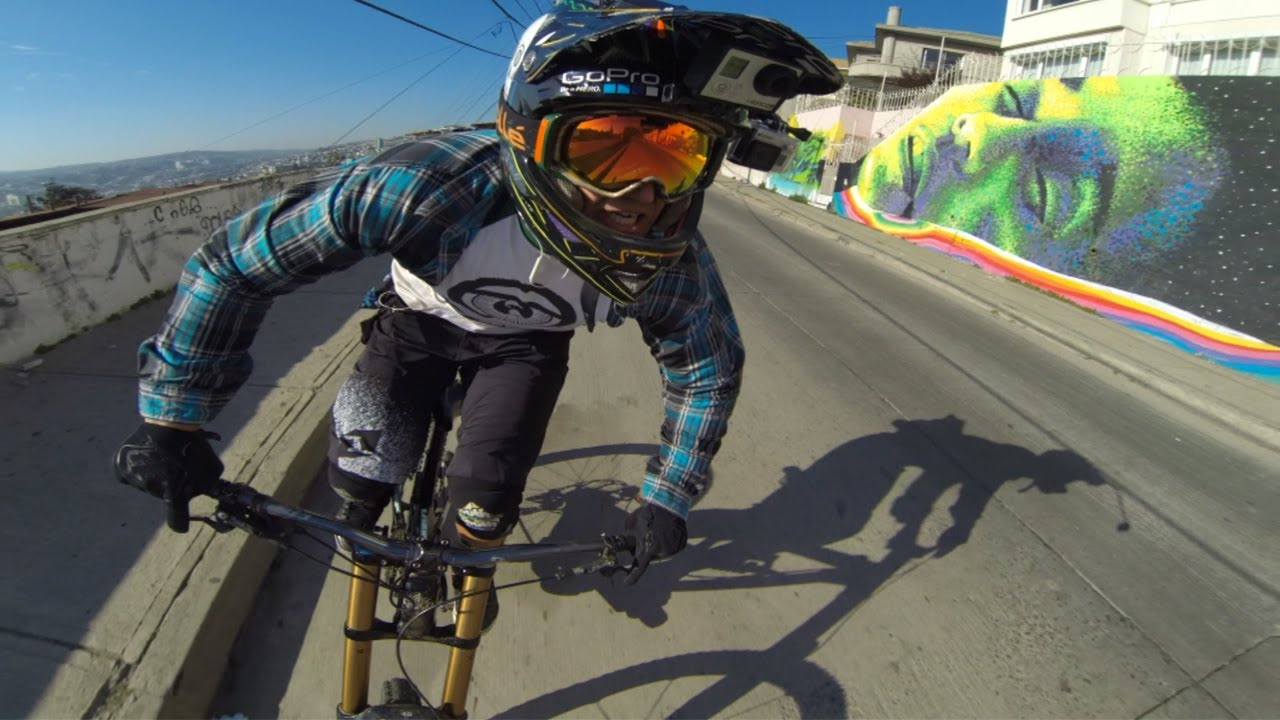 GoPro: Combing Valparaiso's Hills - Shot 100% on the HD HERO3+® camera from ?http://GoPro.com. The second of the Hero3+ Adventure Series. Aaron Chase, Brian Lopes and Chris Van Dine get lost in...
