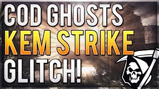 Call Of Duty Ghosts: KEM Strike Glitch On Strikezone