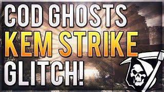 Call Of Duty Ghosts: KEM Strike Glitch On Strikezone