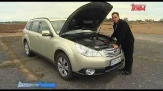 Subaru OUTBACK - Jazda Pr�bna -Odc 8 - Sezon I videos