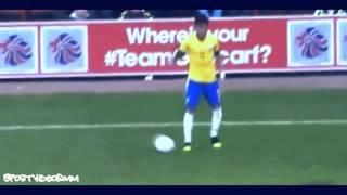 Neymar Seleção Brasileira 2012_2013 HD