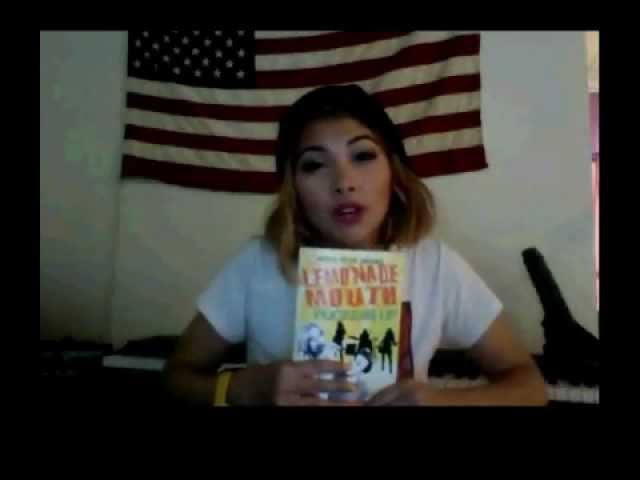"Hayley Kiyoko (""Stella"" from the Lemonade Mouth movie) on LM book2 ""Lemonade Mouth Puckers Up"""